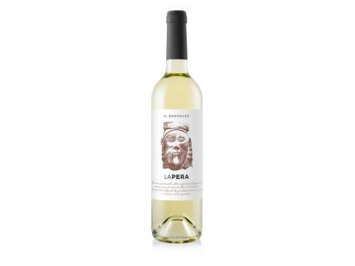 """Vi blanc """"La Pera el Bandoler"""""""