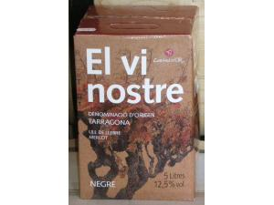 "Vino ""Vi nostre"" Bag-in-box 5l Tinto"
